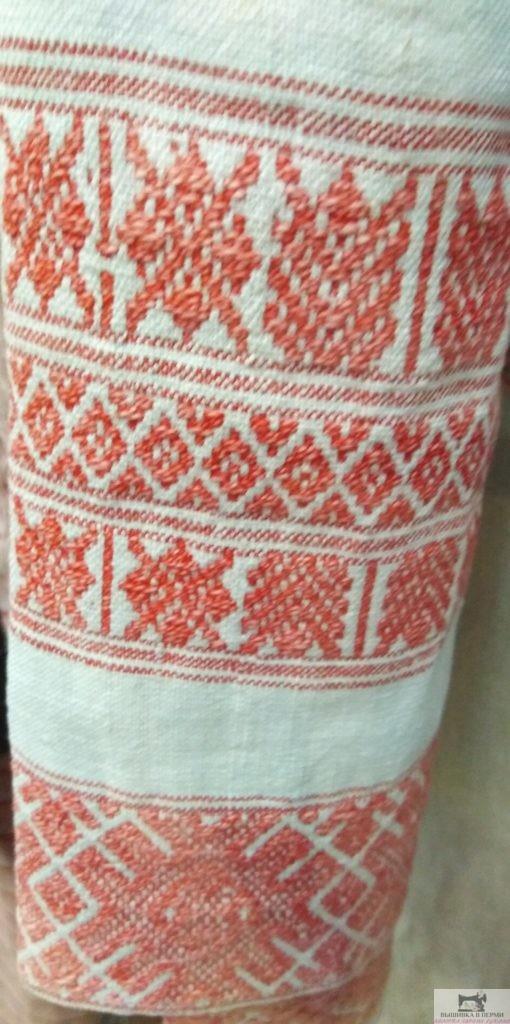 Вышивка нитками. История уральской вышивки.  вышивка на одежде