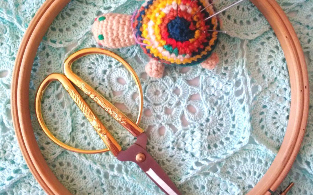 Инструменты для вышивки