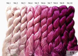 Как выбрать нитки для вышивки