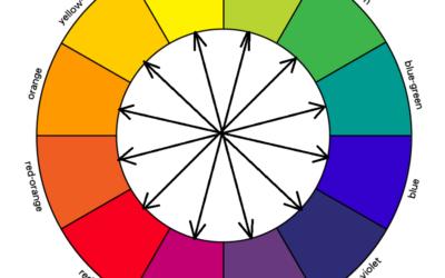 Лучшие цветовые сочетания для вышивки